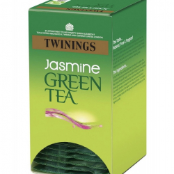 Twinings Green Tea with Jasmine 4 boxes, 20 enveloped tea bags per box