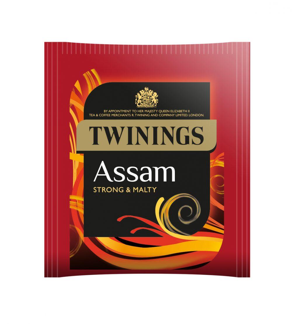Twinings Assam Tea 4 boxes, 20 Envelope tea bags per box