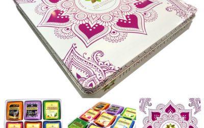 Indian Tea Company Tin